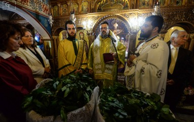 Η Κυριακή των Βαΐων στην Καλαμάτα (ΦΩΤΟ)