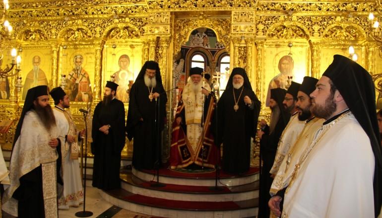 Ο Αρχιεπίσκοπος Αθηνών στο Διδυμότειχο (ΦΩΤΟ)
