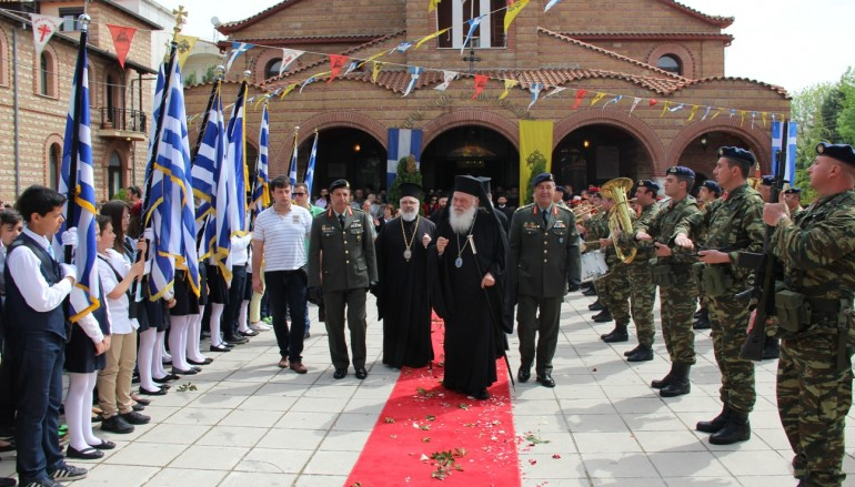 Ο Αρχιεπίσκοπος Ιερώνυμος στην Ορεστιάδα (ΦΩΤΟ)