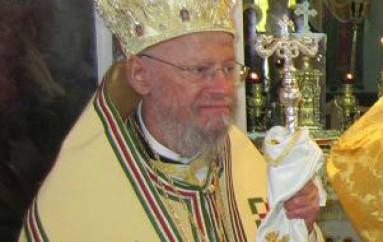 Εκοιμήθη ο Επίσκοπος Ρεντίνης Σεραφείμ