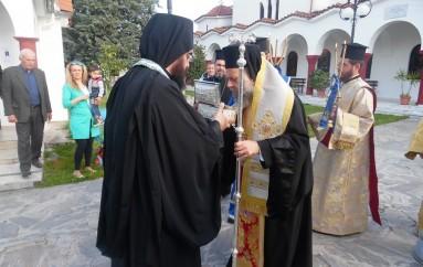 Η Καρδίτσα υποδέχθηκε τεμάχιο του Τιμίου Ξύλου (ΦΩΤΟ)