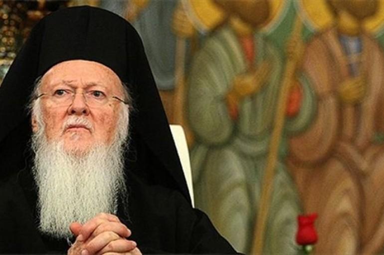 Πατριάρχης, Αρχιεπίσκοπος και Πάπας στη Λέσβο
