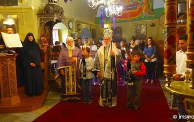 Ποιμαντική επίσκεψη του Μητροπολίτη Σύρου στη Σίκινο (ΦΩΤΟ)
