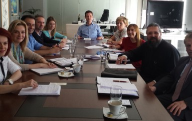 Προδιάσκεψη Κοινής Επιτροπής  Εκκλησίας της Ελλάδος και Υπ. Τουρισμού