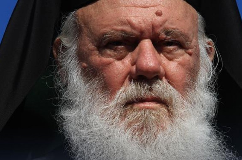 """Αρχιεπίσκοπος: """"Ενώνουμε τις φωνές μας για να καταδικάσουμε τον ξεριζωμό των προσφύγων"""""""