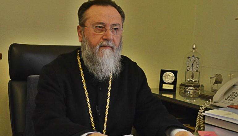 Ο Μητροπολίτης Κορίνθου για την επίσκεψη του Πάπα (ΒΙΝΤΕΟ)