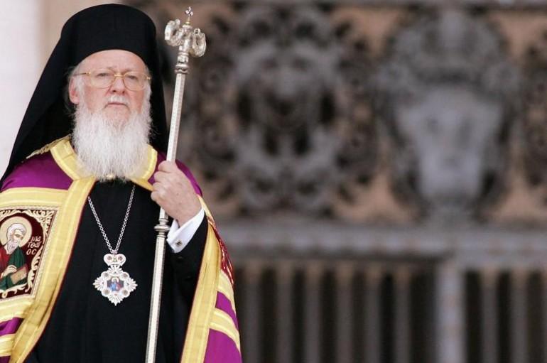 Στη Σμύρνη 7-10 Μαϊου ο Οικ. Πατριάρχης Βαρθολομαίος