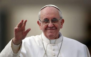 Στις 16 Απριλίου ο Πάπας στη Λέσβο