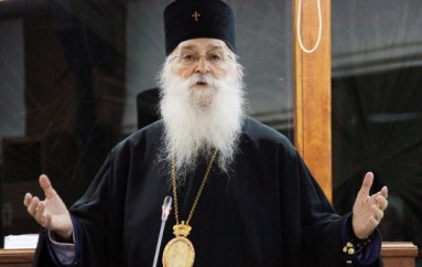 Γλυφάδος Παύλος: «Προσευχόμαστε ὥστε νά ἀναβληθεῖ ἡ ἐπίσκεψη του Πάπα»