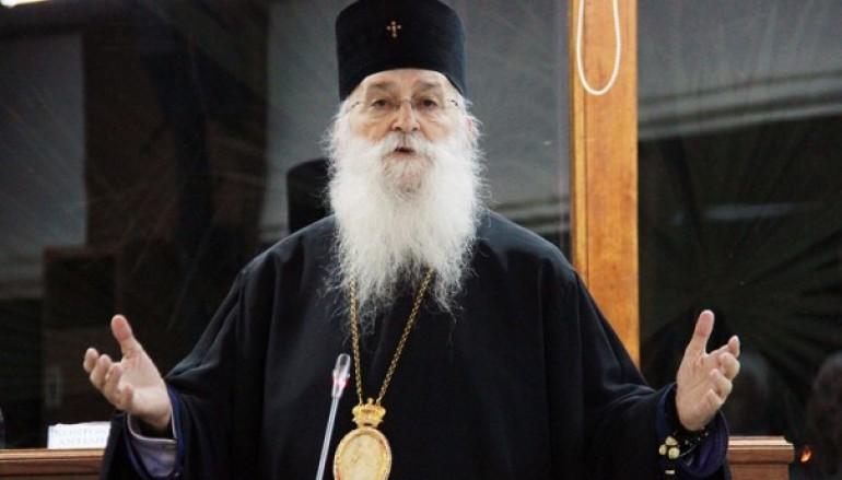 """Γλυφάδος Παύλος: """"Προσευχόμαστε ὥστε νά ἀναβληθεῖ ἡ ἐπίσκεψη του Πάπα"""""""