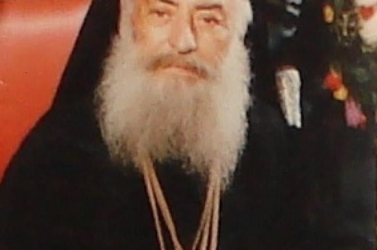 """Εις Μνημόσυνον Αρχιεπισκόπου Αθηνών Σεραφείμ: """"Η απολογία του"""""""