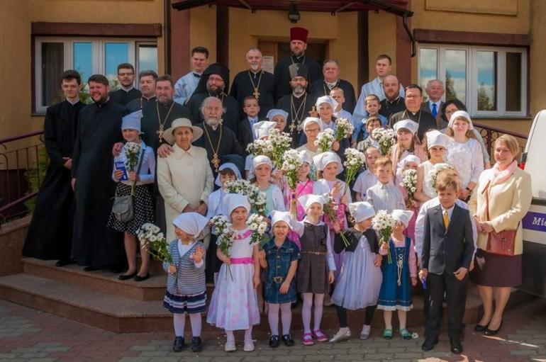 Ο Βαρσοβίας παρέλεβε στα Ελληνικά την ακολουθία του Παιδομάρτυρα Γαβριήλ (ΦΩΤΟ)