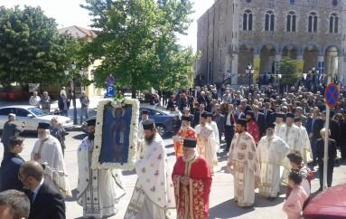Η εορτή του Αγίου Νείλου του Μυροβλύτου στον Αγ. Πέτρο Κυνουρίας (ΦΩΤΟ)
