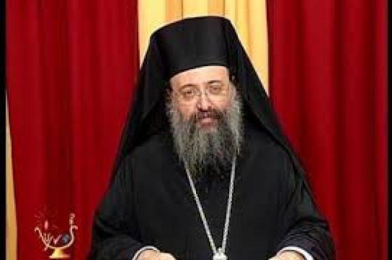 Το ευαγγέλιο της Κυριακής της Σαμαρείτιδος με τον Μητροπολίτη Πατρών (ΒΙΝΤΕΟ)