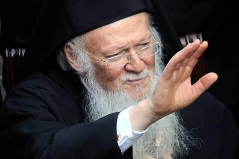 Ποιμαντική επίσκεψη του Οικουμενικού Πατριάρχη στη Σμύρνη