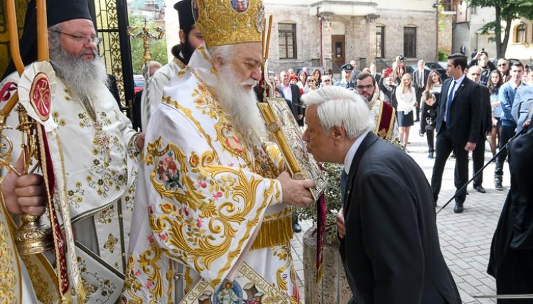 Ο εορτασμός των Δισχιλίων Νεομαρτύρων Ναούσης (ΦΩΤΟ)