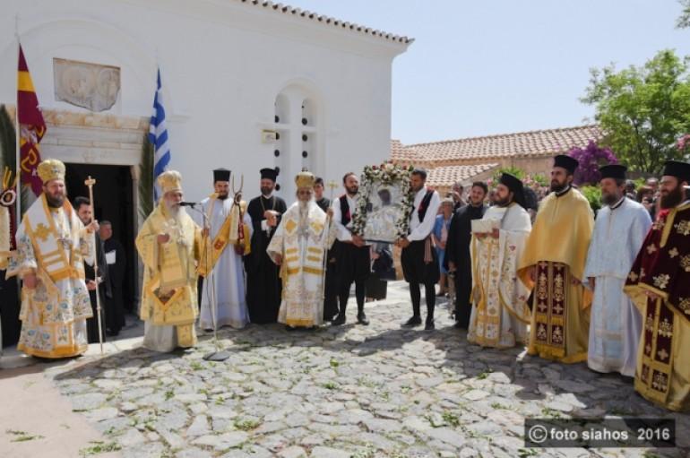 Η Μονεμβάσια εόρτασε την Πολιούχο της Παναγία Χρυσαφίτισσα (ΦΩΤΟ)