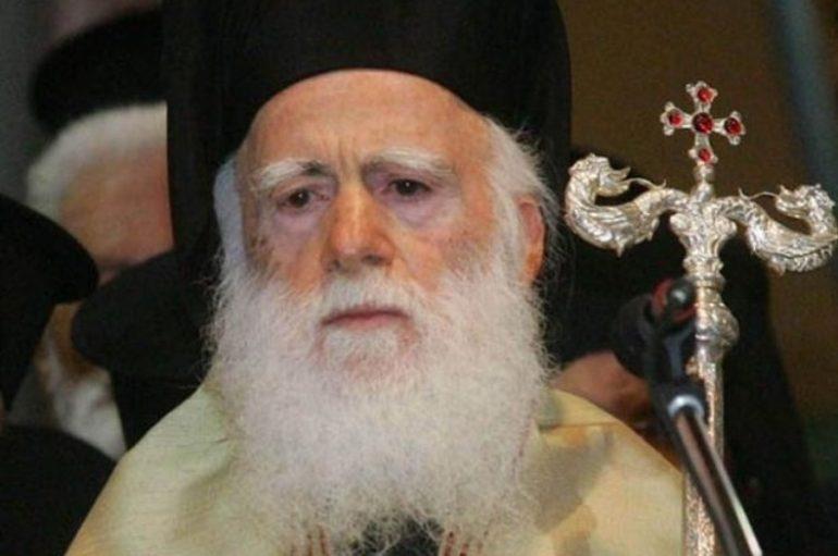Στη Σαντορίνη ο Αρχιεπίσκοπος Κρήτης Ειρηναίος