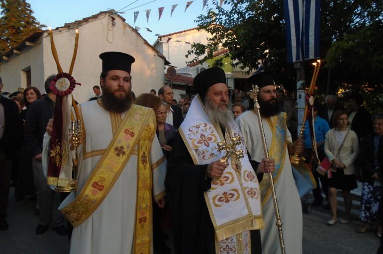 Η εορτή του Αγ. Νικοδήμου του Ευσχήμονος Βουλευτού στο Ζαβλάνι Πατρών (ΦΩΤΟ)