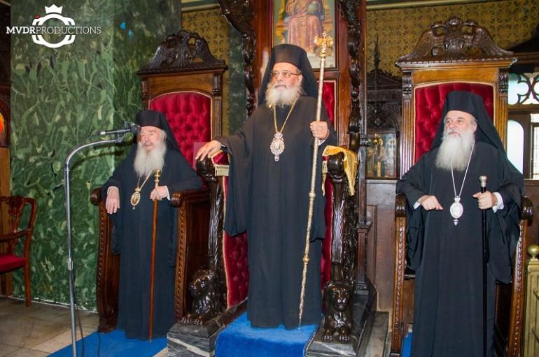 Υποδοχή Τιμίας Κάρας του Αγίου Ελευθερίου στη Μυτιλήνη (ΦΩΤΟ)
