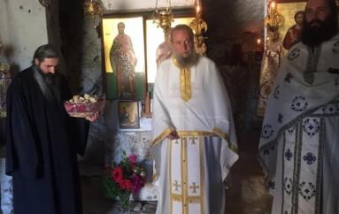 Η εορτή του Αγ. Νικολάου στο Μετόχι της Ι. Μονής Γοργοεπηκόου Νεστάνης (ΦΩΤΟ)