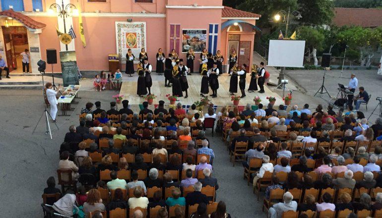 Εκδήλωση «Εάλω η Πόλις» από τον Ι. Ναό Αγίου Σπυρίδωνος Πύργου (ΦΩΤΟ)