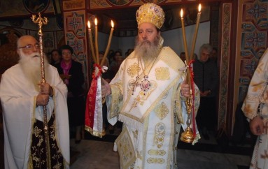Η εορτή των Αγίων Ραφαήλ, Νικολάου και Ειρήνης στην Πάτρα (ΦΩΤΟ)