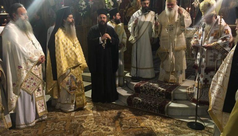 """Αρχιεπίσκοπος Ιερώνυμος: «Υπάρχουν κάποιοι που δεν έχουν ιδέα από Ορθοδοξία και παραδόσεις"""" (ΦΩΤΟ)"""