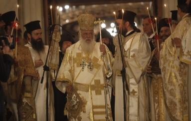 Η Ανάσταση του Κυρίου στον Ι. Ναό Αγίου Διονυσίου Αρεοπαγίτου (ΦΩΤΟ)