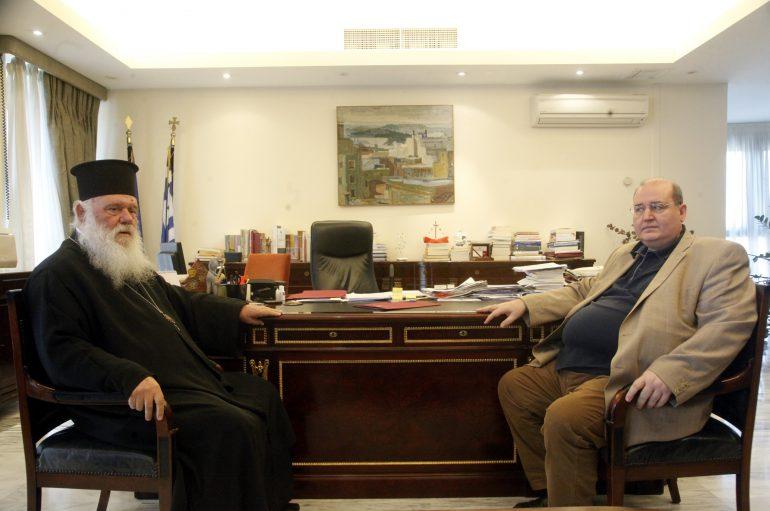 Πάνω από 6.500 παιδιά θα στηρίζει η Εκκλησία της Ελλάδος (ΦΩΤΟ)