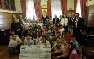 Μαθητές στηρίζουν το έργο της Αποστολής (ΦΩΤΟ)