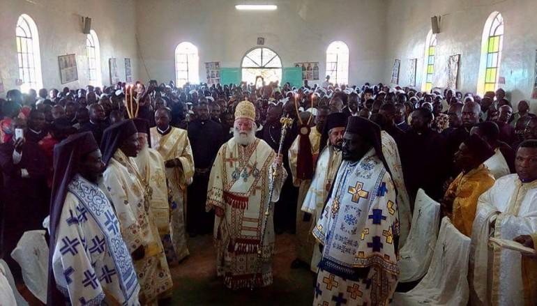 Ο Πατριάρχης Αλεξανδρείας ενθρόνισε τον νέο Επίσκοπο Κισούμου και Δυτικής Κένυας (ΦΩΤΟ)
