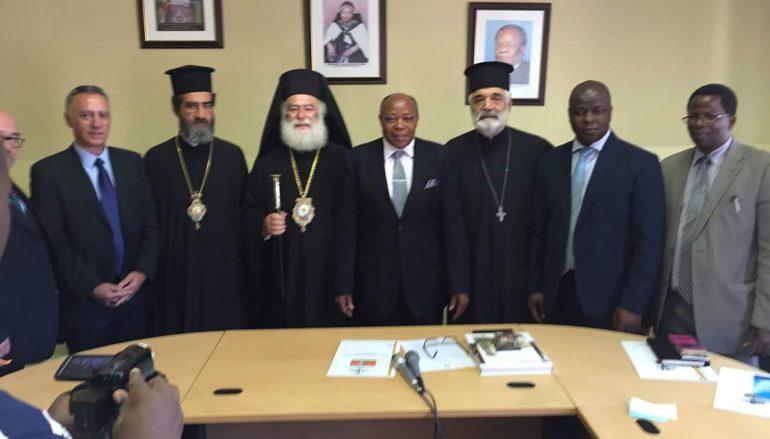 Ο Πατριάρχης Αλεξανδρείας επισκέφθηκε το Βασιλείο της Σουαζιλάνδης (ΦΩΤΟ)