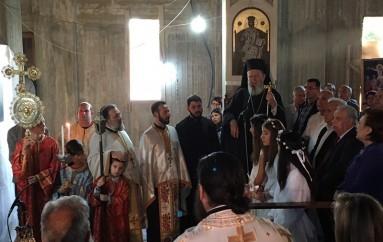 Η Ερέτρια εόρτασε την Παναγία Παραβουνιώτισσα (ΦΩΤΟ)