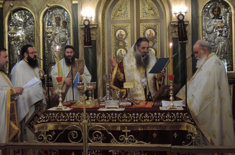 Η εορτή της Παναγίας Βηματάρισσας στον Πειραιά (ΦΩΤΟ)