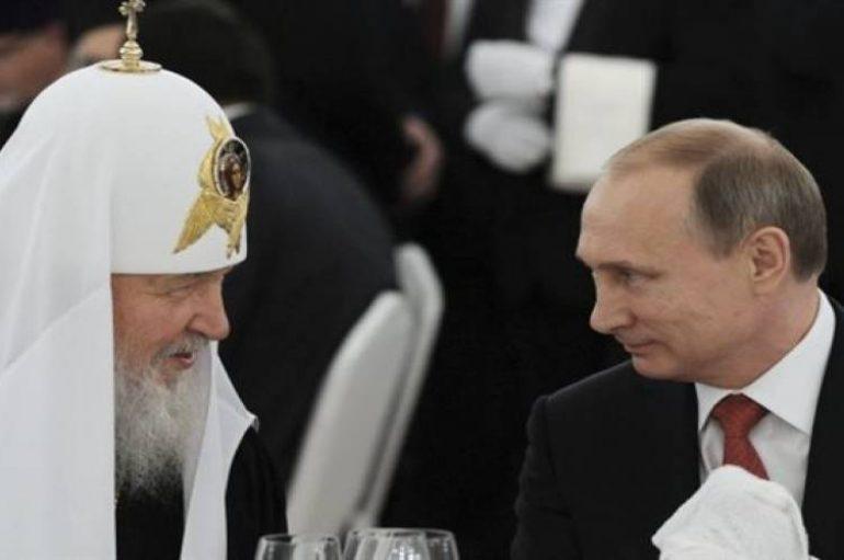 Ο Πατριάρχης Μόσχας θα υποδεχτεί τον Β.Πούτιν στο Άγιον Όρος