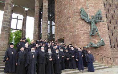 Ετήσιο Ιερατικό Συνέδριο Ι. Αρχιεπισκοπής Θυατείρων και Μεγ. Βρετανίας (ΦΩΤΟ)