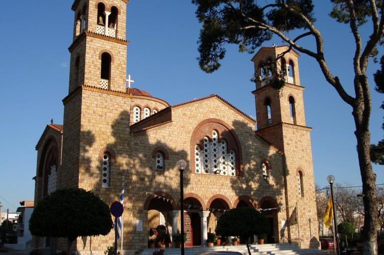 Το Περιστέρι υποδέχεται την Παναγία Φανερωμένη Νέας Αρτάκης