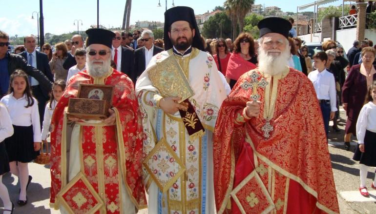 Το Πεταλίδι Μεσσηνίας εόρτασε τη Ζωοδόχο Πηγή (ΦΩΤΟ)