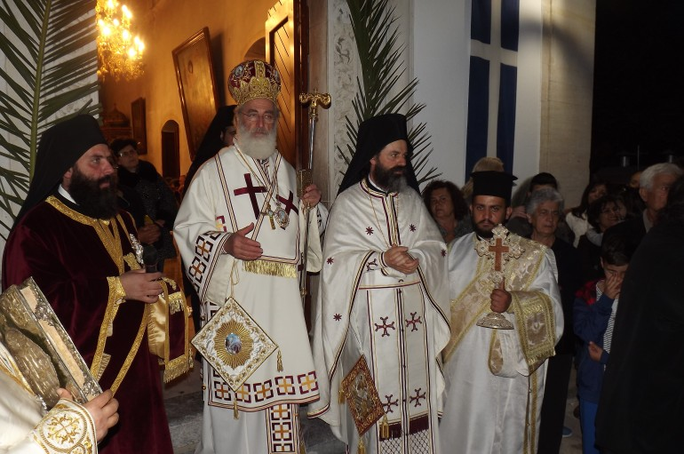 Η εορτή της Ι. Μονής Αγ. Γεωργίου Επανωσήφη (ΦΩΤΟ)