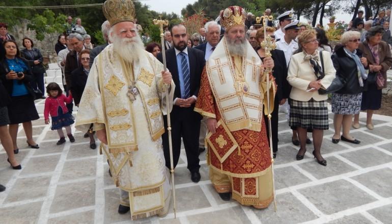 Τα Κύθηρα εόρτασαν τον Πολιούχο τους Άγιο Θεόδωρο (ΦΩΤΟ)