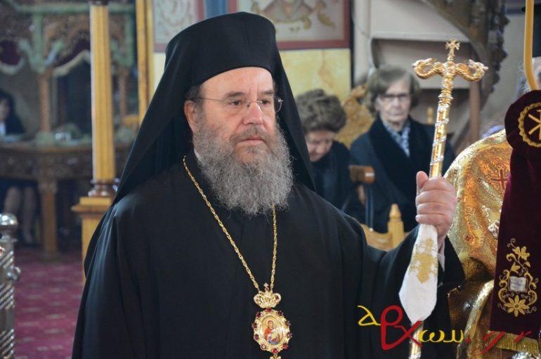 """Ιερισσού Θεόκλητος: """"Ας μάθουν ορισμένοι πολιτικάντηδες να κλείνουν το στόμα τους"""" (ΒΙΝΤΕΟ)"""