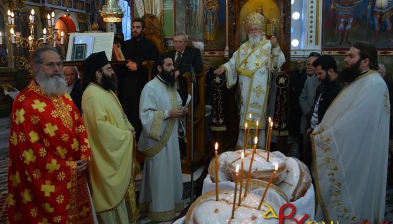 Η εορτή του Αγίου Γεωργίου στην Ι. Μ. Μαντινείας (ΦΩΤΟ)