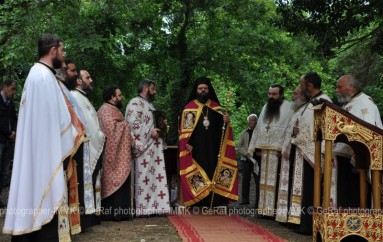 Η εορτή του Αγ. Θεοφάνους Επισκόπου Περιθεωρίου στην Κομοτηνή (ΦΩΤΟ)