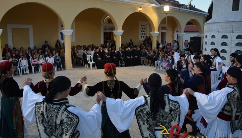 Εκδηλώσεις στο Μερκοβούνι προς τιμήν της Παναγίας Μαλεβής (ΦΩΤΟ)