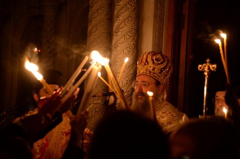Η Ανάσταση του Κυρίου ημών Ιησού Χριστού στην Πάτρα (ΦΩΤΟ)