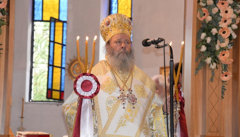 Η εορτή του Αγίου Γεωργίου στην Πάτρα (ΦΩΤΟ)
