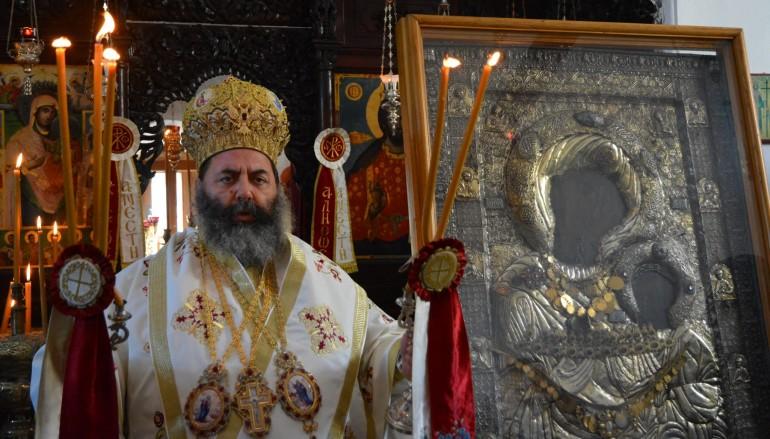 Η εορτή ευρέσεως της Παναγίας Πορταϊτίσσης στην Ι. Μονή Ιβήρων (ΦΩΤΟ)