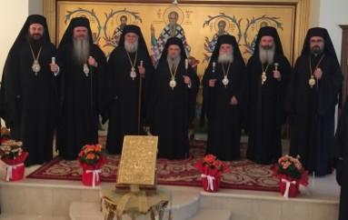 Πολυαρχιερατικός Εσπερινός του Αγίου Αχιλλίου πολιούχου της Λάρισας (ΦΩΤΟ)