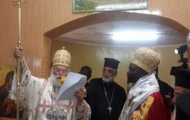 Ο Πατριάρχης Αλεξανδρείας ενθρόνισε τον πρώτο Επίσκοπο Νιέρι και Όρους Κένυας (ΦΩΤΟ)